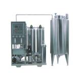 RO-500 0.5m3-h 整套反渗透水处理设备