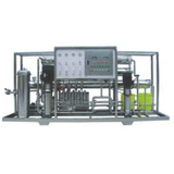 RO-4000II 4m3h 二级反渗透水处理设备
