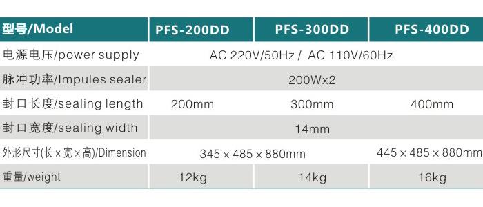 PFS-200DD 300DD 400DD 铝架脚踏封口机(直热式)c.jpg