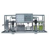 RO-3000II 3m3h 二级反渗透水处理设备3