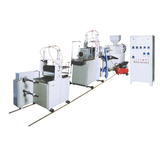 SJ-45/28-400 PVC平吹热收缩膜吹膜机