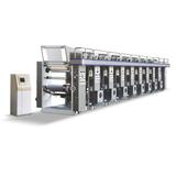 ASYQD-E型系列电脑中档组合式凹版印刷机