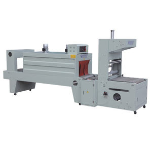 Frontal feading auto sleeve sealing&shrinking machine
