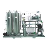 RO-1000 1m3-h 整套反渗透水处理设备2