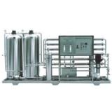 RO-3000 3m3-h 整套反渗透水处理设备2