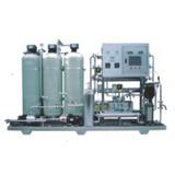 RO-1000 1m3-h 整套反渗透水处理设备