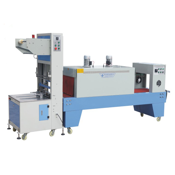 FL-6030L+BSE-6040A Semi-auto sleeve sealing&shrinking packager